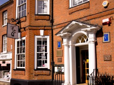 Four floors of Hair & Beauty in Chichester