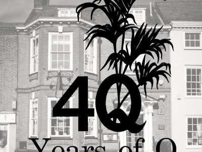 40 years with building