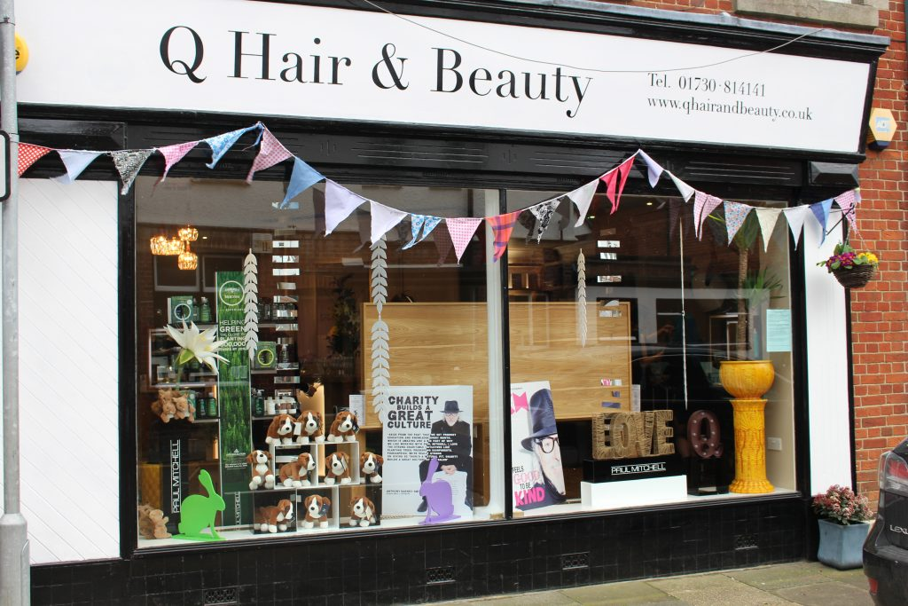 Image result for q hair salon midhurst